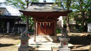 丸子山王日枝神社 稲荷神社・大鷲神社