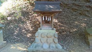 百草八幡神社 稲荷神社