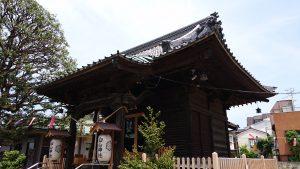 嶺白山神社 拝殿
