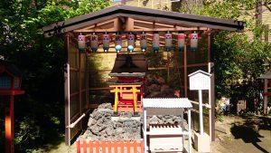 京濱伏見稲荷神社 三神知恵稲荷(文殊稲荷)