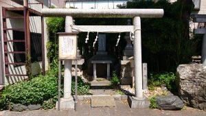 堀切天祖神社 祓所