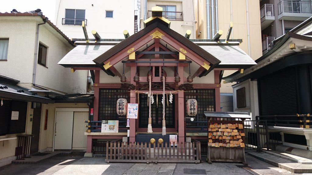 練馬大鳥神社