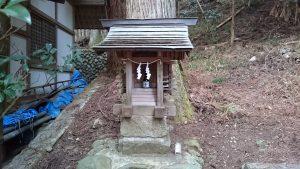 檜原村九頭龍神社 稲荷神社