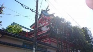 京濱伏見稲荷神社 本殿