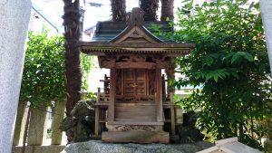 堀切天祖神社 堀切八幡神社