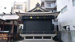 練馬大鳥神社 神楽殿