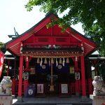 葛飾氷川神社