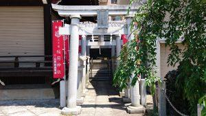 上千葉香取神社 上千葉稲荷神社
