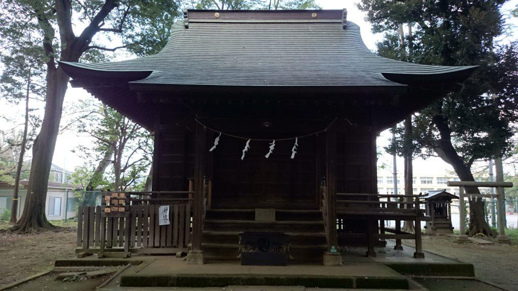 田柄愛宕神社