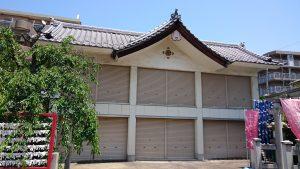 上千葉香取神社 神輿庫