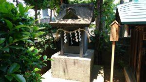 小谷野神社 水天宮