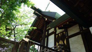 小菅神社 本殿