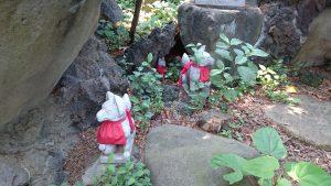 駒込日枝神社(朝日山王宮) 日吉稲荷神社 眷属像