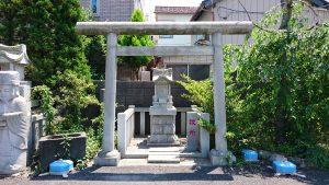 上千葉香取神社 祓所