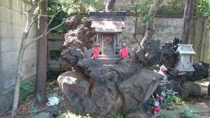 駒込日枝神社(朝日山王宮) 日吉稲荷神社