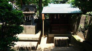 小谷野神社 三峯神社・水天宮