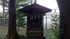 田柄愛宕神社 須賀神社