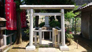 小菅神社 祓所