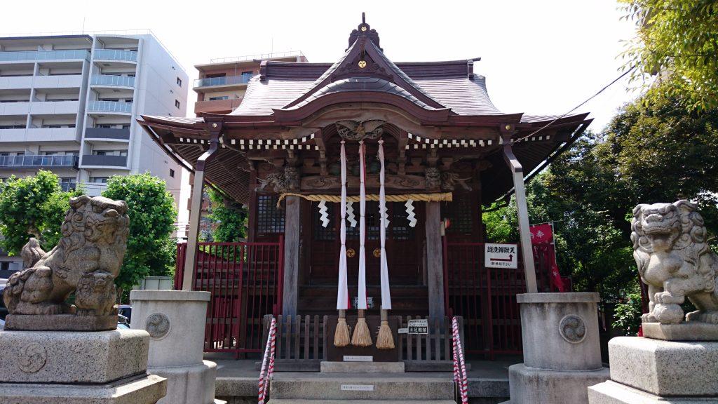 三輪厳嶋神社