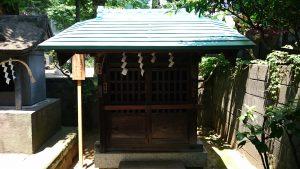 小谷野神社 三峯神社