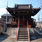 白魚稲荷神社