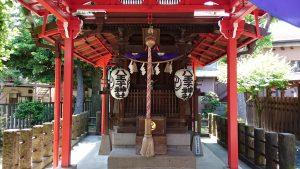 葛飾氷川神社 八王子神社