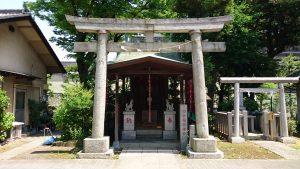 小菅神社 田中稲荷神社