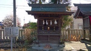 熊川神社 天神社・八雲神社