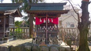 熊川神社 稲荷神社・山神社