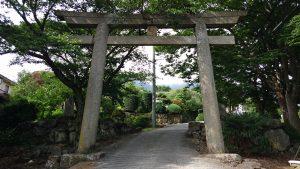 筑波山神社 一の鳥居