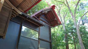 松が丘北野神社 本殿