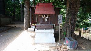 松が丘北野神社 市杵島神社