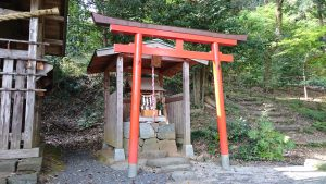 筑波山神社 稲荷神社