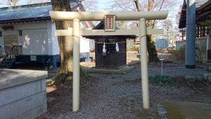 熊川神社 琴平神社 鳥居