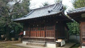 北野八幡神社 神楽殿
