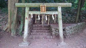 有鹿神社 奥宮