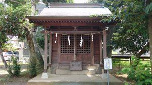 三王三柱神社