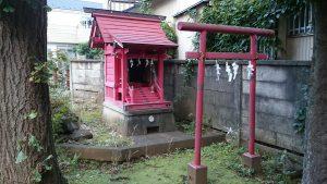田柄天祖神社 稲荷神社