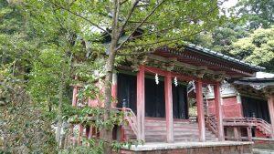 筑波山神社 春日神社