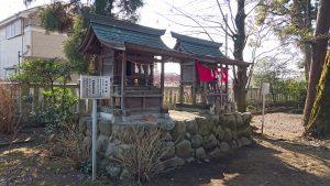 熊川神社 稲荷神社・山神社・天神社・八雲神社 社殿