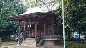 北野八幡神社 社殿