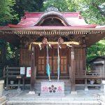 松が丘北野神社