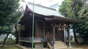 北野八幡神社 社殿全景