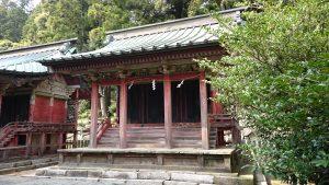 筑波山神社 日枝神社