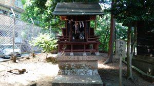 松が丘北野神社 稲荷神社