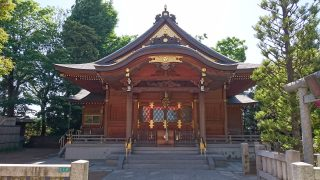 新宿日枝神社