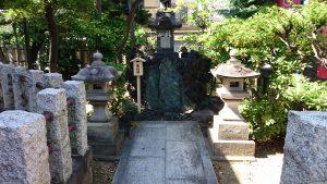 新宿日枝神社 水神社