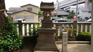 綾瀬神社 稲荷神社