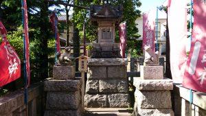 新宿日枝神社 よなき稲荷社