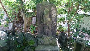 東大島神社 庚申塔